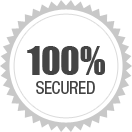 100% secure !