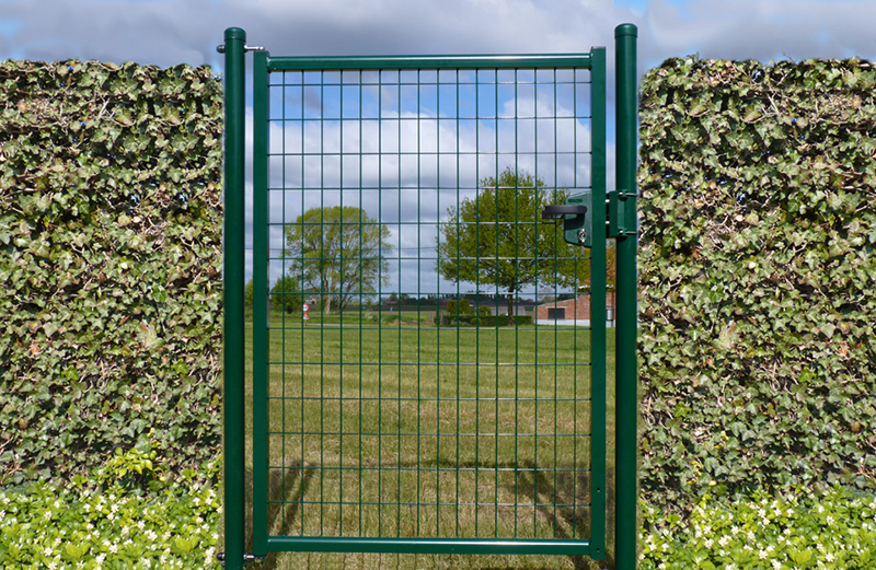 Portillon de jardin new grace kopal bologne for Porte jardin double