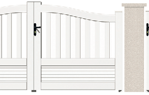 PORTE PIVOTANTE - 04. Porte et portillon RECITAL