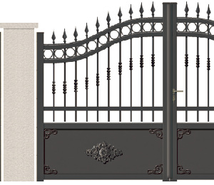 GAMME TRADITION REVISITEE - 05. Porte et portillon HIGHLANDS