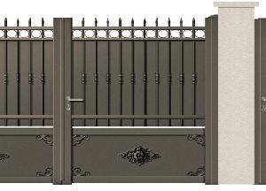 GAMME TRADITION REVISITEE - 09. Porte et portillon K2