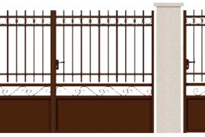GAMME TRADITION - 09. Porte et portillon TITIEN