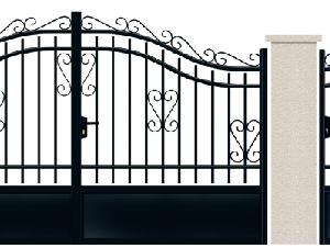 GAMME TRADITION - 12. Porte et Portillon MEISSONIER