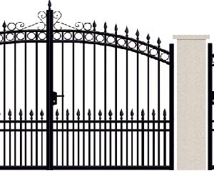 GAMME TRADITION - 14. Porte et portillon COURBET