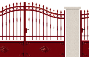 GAMME TRADITION - 15. Porte et portillon CARPEAUX